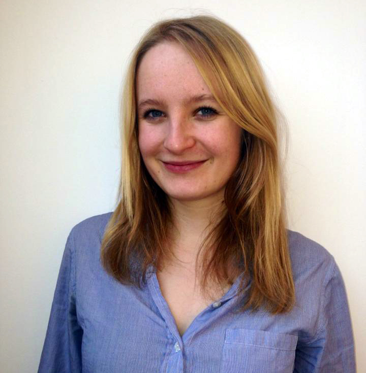 Gwen Eberhart (Funding Team)